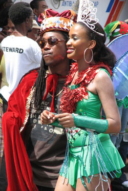 Carnival King & Queen 2008