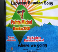 La Pwent Reunion Song CD