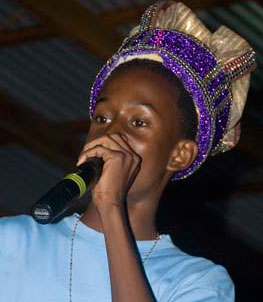2009 Junior Calypso Monarch - The Professor