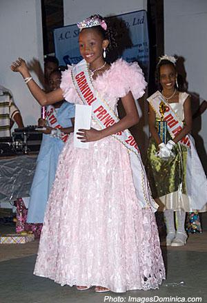 2009 Carnival Princess Chrislin Tavernier