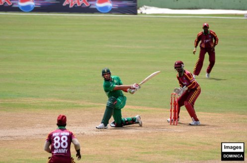 Cricket in Dominica -  3rd ODI South Africa v. West Indies