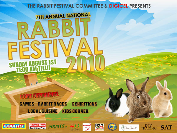 sydney festival the rabbits who caused - photo#34