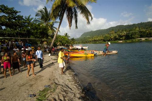 Titiwi Festival at Layou