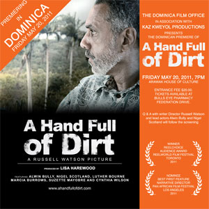 Hand Full Of Dirt - Movie Premier