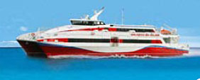 new Ferry Service for Dominica