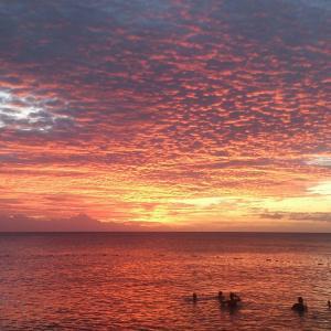 Mero Sunset
