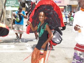 Dominica Carnival 2014